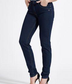 Laura slim jeans Normallängd