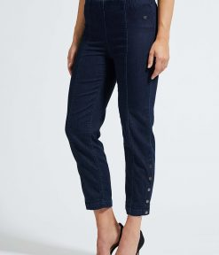 Polly reguljär 7/8 jeans
