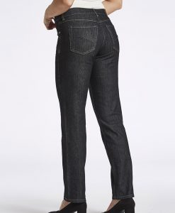 LauRie Dolly Magic Jeans-svart reguljär