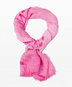 Sjal Brax Pink