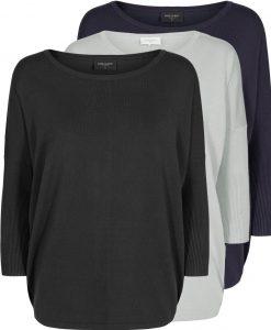 Ledig finstickad tröja (FQ-JONE)