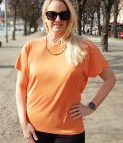 Ledig T-shirt FQ-HONEY